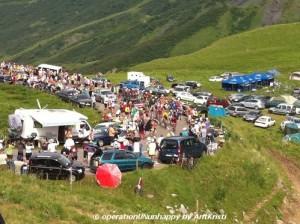 Col de la Madeleine, 2010 Tour de France
